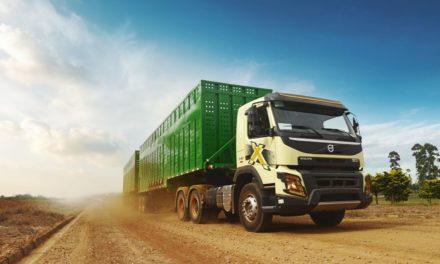 Raízen reforça a frota com 210 caminhões Volvo