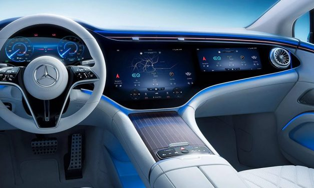 EQS, a referência Mercedes-Benz para carros elétricos