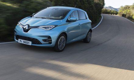 Renault inicia vendas do novo Zoe