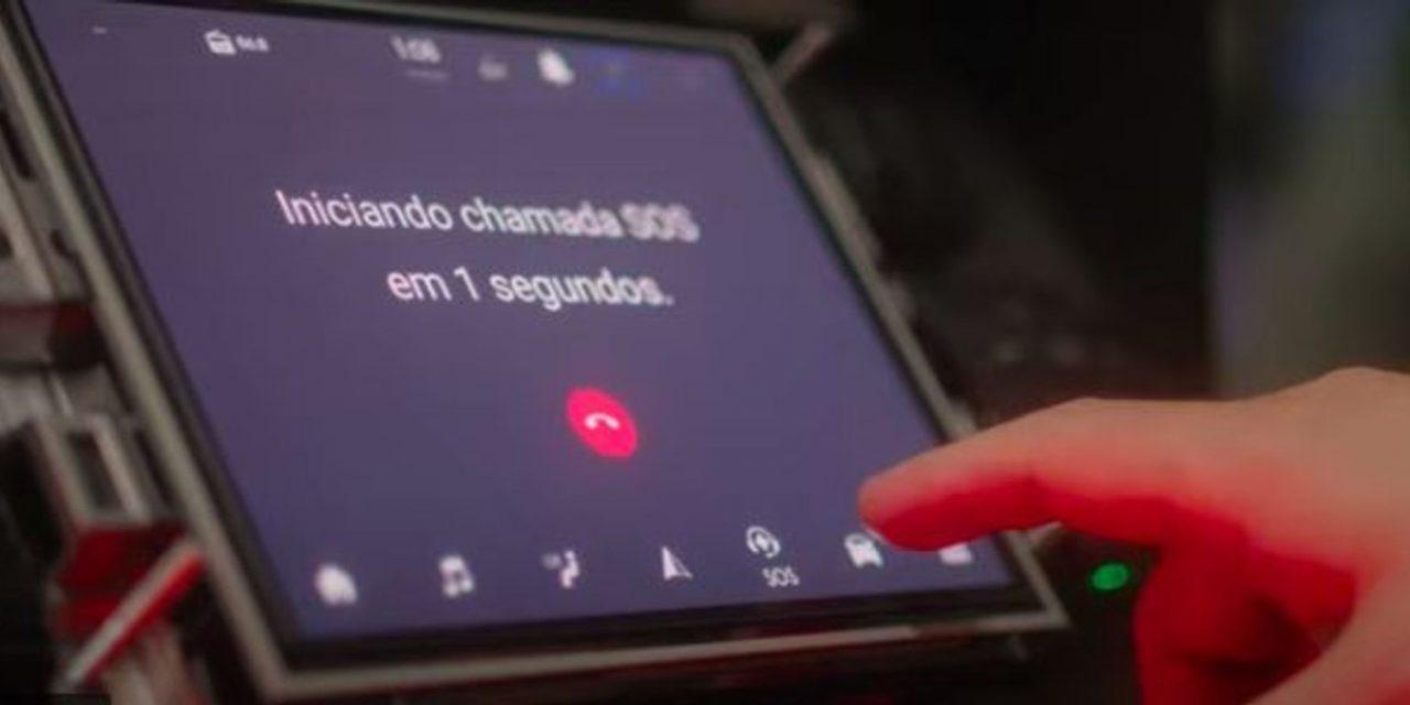 Novo SUV da Fiat terá plataforma Connect Me