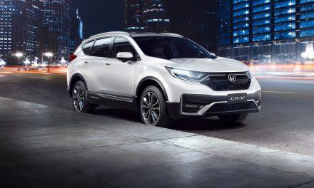 Produto de imagem da Honda, CR-V é vendido por R$ 264,9 mil