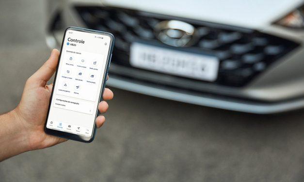 Hyundai lança serviços conectados no HB20 por R$ 30,00 mensais
