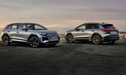 Q4 e-tron será o elétrico mais barato da Audi