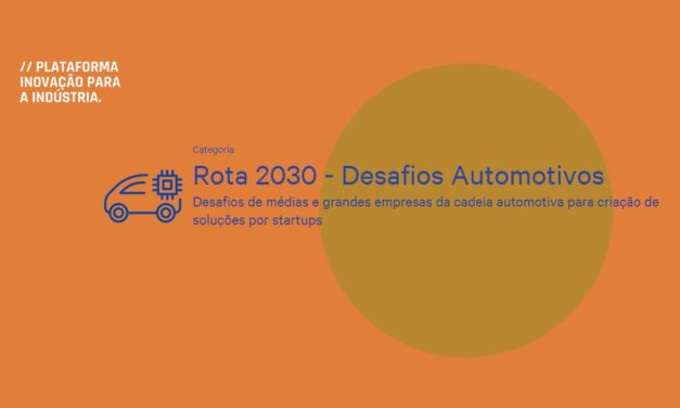 Sabó busca startups para projetos do Rota 2030