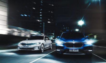 BMW lidera no segmento de luxo