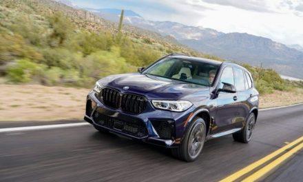 BMW lança versão M Competition do X5 por R$ 973,9 mil