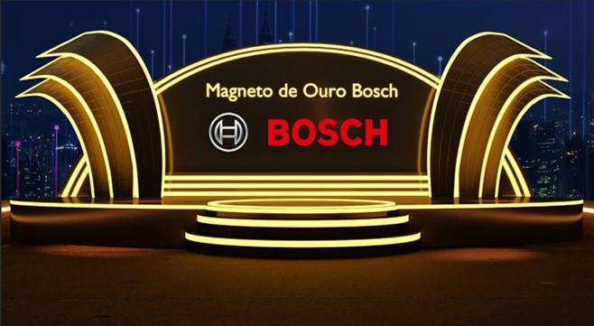 Magneto de Ouro, o prêmio da Bosch para os melhores fornecedores