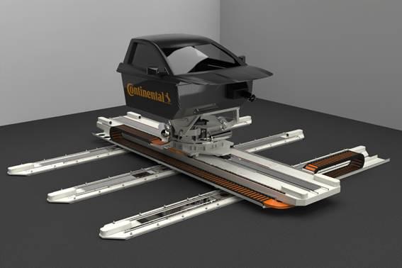 Continental terá simulador para desenvolver pneus premium