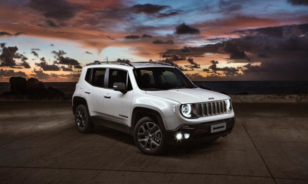 Jeep supera 8% de participação no mercado brasileiro