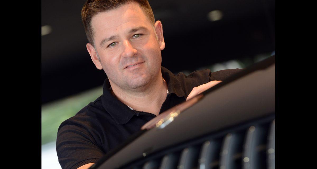 José Marcelo Calonga é o novo gerente de rede da Mercedes-Benz