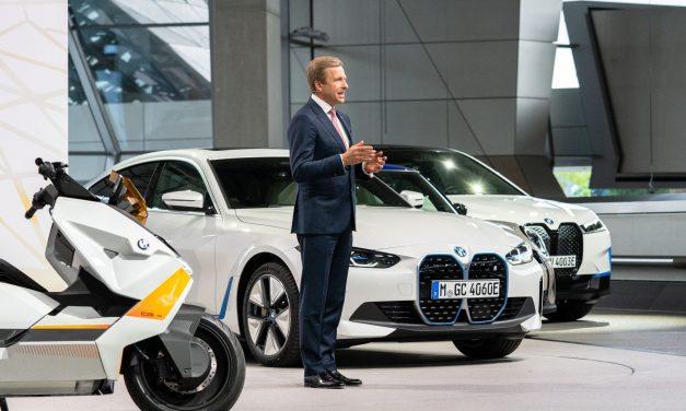 BMW quer reduzir emissões de CO2 em 200 milhões de toneladas até 2030