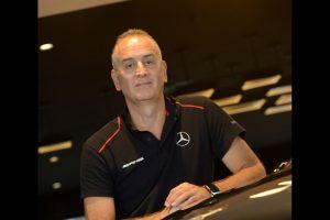 Roberto Gasparetti - Mercedes-Benz - Maketing e Vendas Argentina