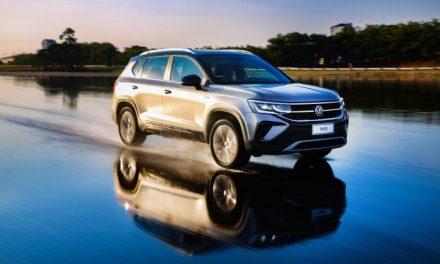 Com preço a partir de R$ 155 mil, Taos chega na rede VW no final de junho