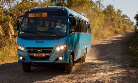 Volare renova linha de micro-ônibus Attack