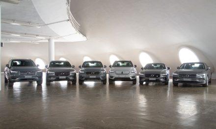 Volvo Cars passa a oferecer apenas carros eletrificados no País