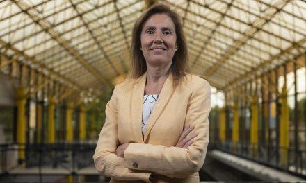 Silvina Mesa é a CFO da Renault  América Latina e Brasil