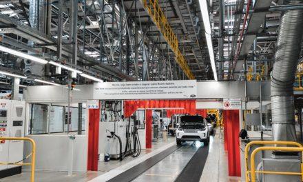 Jaguar Land Rover volta a produzir o Evoque no Brasil