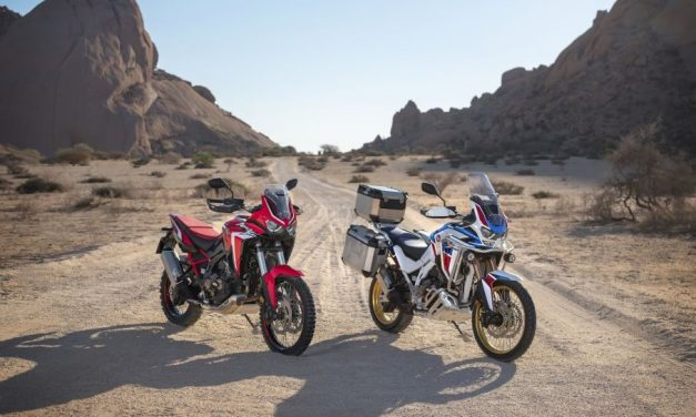Nova Honda Africa Twin chega ao mercado entre julho e agosto