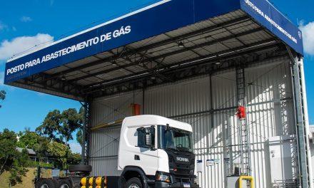 Comgás e Scania definem ações para fortalecer uso do gás no transporte