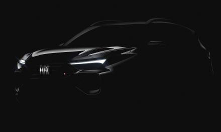 Fiat divulga imagem oficial de seu primeiro SUV