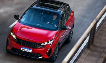 Peugeot acerta novamente no melhor do 3008: o estilo.