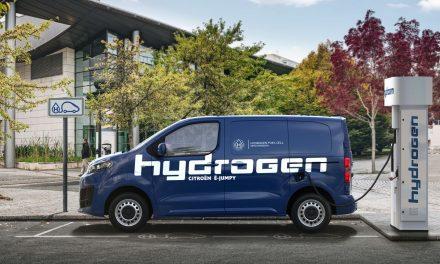 Utilitário Citroën Jumpy estreia versão a hidrogênio