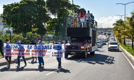 Ford: Sindicato de Camaçari abre ação contra autopeças.