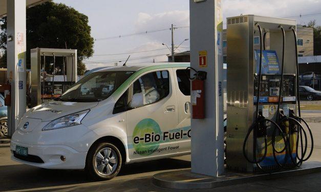 Nissan vê potencial para exportar tecnologia que utiliza bioetanol
