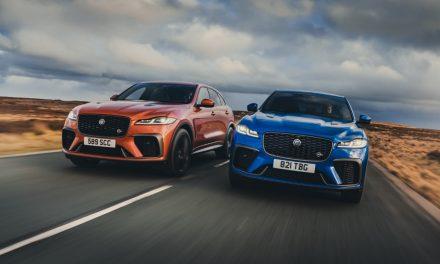 Novo Jaguar F-Pace tem quatro versões de R$ 463,8 mil a R$ 744 mil
