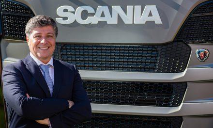 Vendas de caminhões Scania crescem 130% no semestre