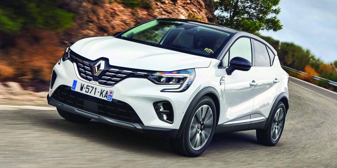 Renault já produz Captur 1.3 turbo flex