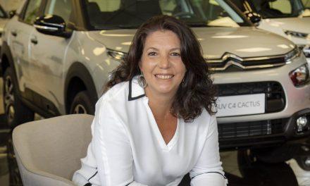 Vanessa Castanho assume Citroën na América do Sul