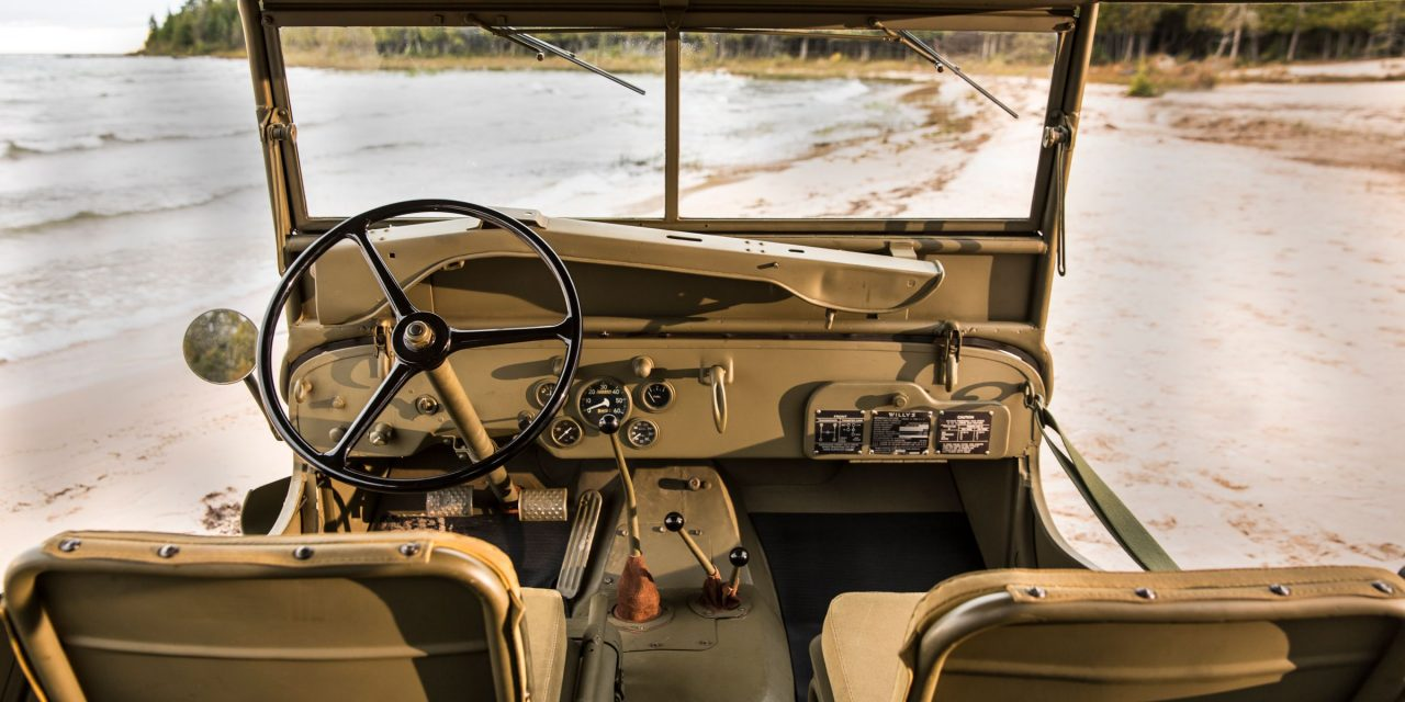 Com participação recorde no Brasil, Jeep chega aos 80 anos no mundo