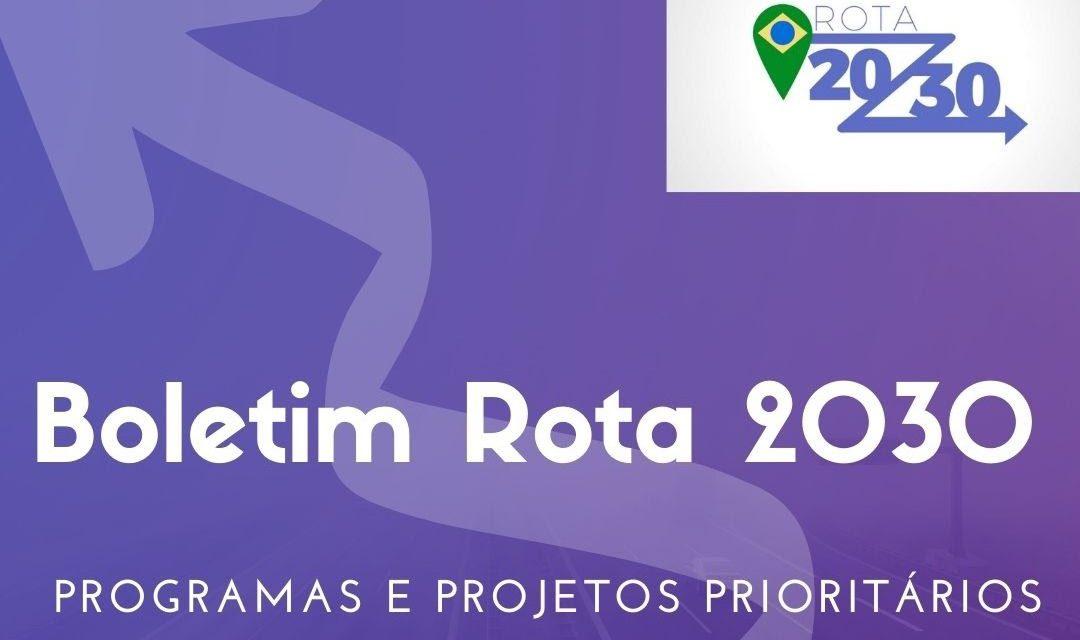 AEA divulgará boletins quinzenais sobre o Rota 2030