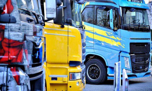 Mercado de veículos comerciais cresce 41% na Europa