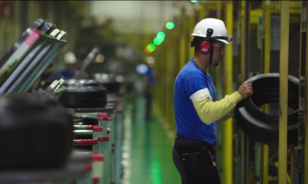 Sumitomo Rubber investe R$ 1 bilhão para ampliar produção no Brasil
