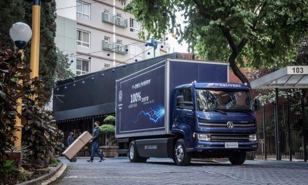 VWCO inicia novo capítulo com o lançamento comercial do e-Delivery