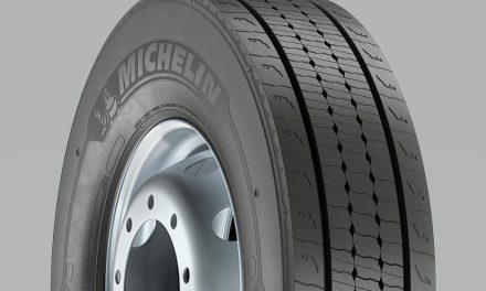 Michelin lança pneu para transporte rodoviário