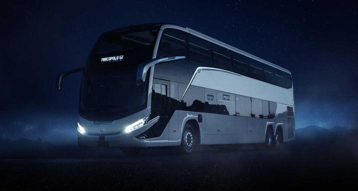 Marcopolo eleva patamar de ônibus rodoviário com a Geração 8