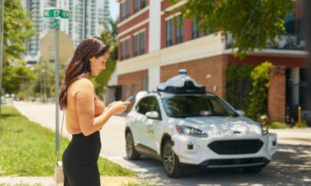 Robotáxis da Ford começam a rodar em Miami este ano