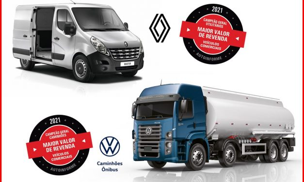 Renault Master e VW Constellation 30.330 são os mais valorizados no mercado de usados
