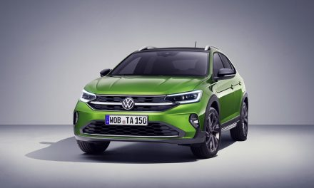 Derivado do Nivus brasileiro, VW Taigo chega na Alemanha