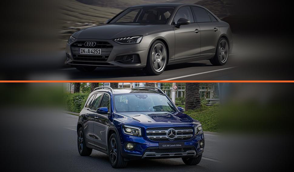 Mercedes-Benz e Audi perdem fôlego entre as marcas premium