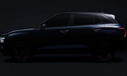 Hyundai revela as primeiras imagens da nova geração do Creta