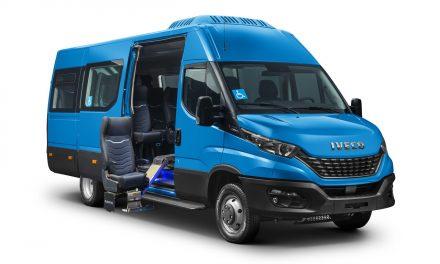Novo Daily Minibus principia expansão do portfólio da Iveco Bus