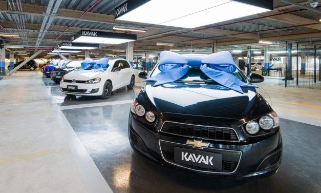 Investimento de US$ 700 milhões permitirá nova expansão da Kavak