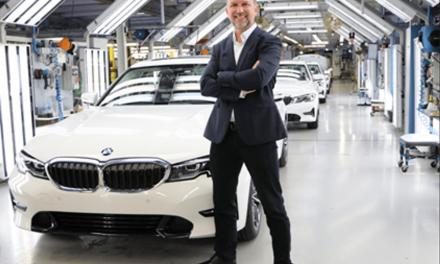 Otávio Rodacoswiski assume fábrica da BMW em Araquari
