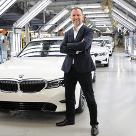 BMW - Otávio Rodacoswiski - diretor fábrica Araquari