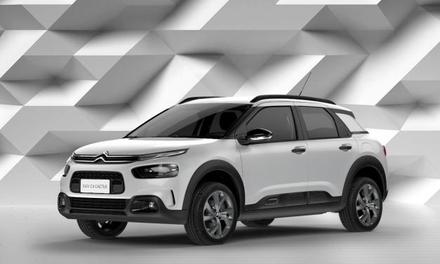 Vendas da Citroën crescem 43% até julho