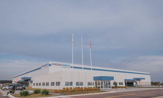 Paccar Parts ganha impulso com o primeiro ano do Centro Distribuição